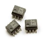Broadcom, ACPL-064L-500E AC/DC Input CMOS Output Dual Optocoupler, Surface Mount, 8-Pin SO