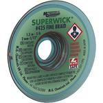 Super Wick 1.5m Desoldering Braid, Width 2mm