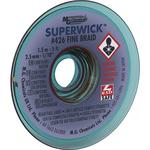 Super Wick 1.5m Desoldering Braid, Width 2.5mm