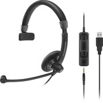 Sennheiser SC 45 USB MS PC Headset