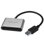 Startech 1 port USB 3.0 External Card Reader for Compact Flash Type I, Compact Flash Type II Card Types