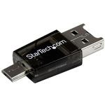 Startech 1 port External Micro SD Card Reader for MicroSD Card Types