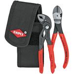 Knipex Chrome Vanadium Steel Pliers Plier Set, 185 mm Overall Length