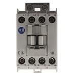 Allen Bradley 100 Series 100C 3 Pole Contactor - 16 A, 24 V ac Coil, 3NO, 7.5 kW