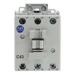 Allen Bradley 100 Series 100C 3 Pole Contactor - 43 A, 110 V ac Coil, 3NO, 22 kW