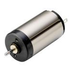Portescap Brushed DC Motor, 5.2 W, 12 V, 6.2 mNm, 8380 rpm, 1.5mm Shaft Diameter