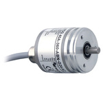 Incremental Encoder Wachendorff 40A1250ABNG24K2 1250 ppr 12000rpm Solid 10 → 30 V dc