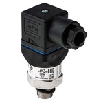 WIKA Pressure Sensor for Hydraulic Fluid , 40bar Max Pressure Reading Current