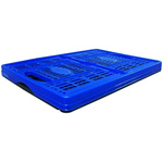 Viso 30L Blue PP Medium Storage Box, 235mm x 475mm x 350mm