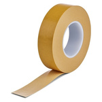 Hi-Bond Brown Double Sided Cloth Tape, 25mm x 50m