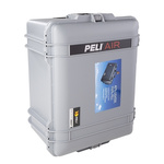 Peli 1607 Waterproof Plastic Equipment case With Wheels, 613 x 478 x 337mm