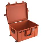 Peli 1637 Waterproof Plastic Equipment case With Wheels, 676 x 525 x 378mm