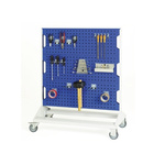 Bott Steel Floor Standing Storage Cabinet, 1250 x 1000 x 550mm