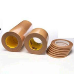 3M 465 Tan Transfer Tape, 19mm x 55m
