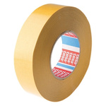 Tesa 4970 White Double Sided Plastic Tape, 38mm x 50m