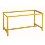 RS PRO Yellow Steel Hazardous Substance Cabinet, 460mm x 915mm x 459mm