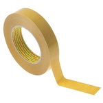 3M 9040 Beige Double Sided Paper Tape, 25mm x 50m
