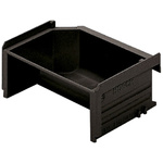 Bosch Rexroth Storage Bin Storage Bin, 50mm x 82mm, Black