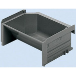 Bosch Rexroth Storage Bin Storage Bin, 100mm x 173mm, Black