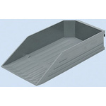 Bosch Rexroth Storage Bin Storage Bin, 54mm x 131mm, Black
