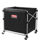 Rubbermaid Commercial Products Frame Cart, 300L Load