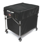 Rubbermaid Commercial Products Cart Bag Cart, 300L Load