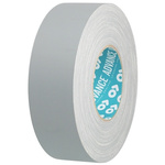 Advance Tapes AT160 Matt Grey Cloth Tape, 50mm x 50m, 0.33mm Thick