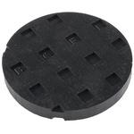 Fabreeka Anti-Vibration Pad 2311163 300psi 100 (Dia.) x 12mm 12mm