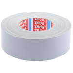 Tesa 4651 Acrylic Coated Grey Duct Tape, 50mm x 50m, 0.31mm Thick