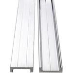 Accuride DA0115 Series, DA0115-0240RC-RS, Linear Guide Rail 40mm width