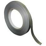 Hi-Bond HB 340 Silver Single Sided Fabric Tape, 19mm x 33m, 0.04mm Thick