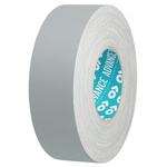 Advance Tapes AT160 Matt Grey Cloth Tape, 12mm x 50m, 0.33mm Thick