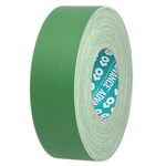 Advance Tapes AT160 Matt Green Cloth Tape, 12mm x 50m, 0.33mm Thick