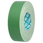 Advance Tapes AT160 Matt Green Cloth Tape, 19mm x 50m, 0.33mm Thick