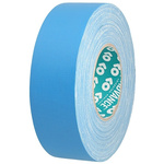 Advance Tapes AT160 Matt Blue Cloth Tape, 25mm x 50m, 0.33mm Thick