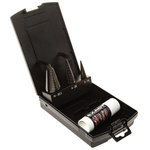 EXACT 3 piece Metal Step Drill Bit Set, 3mm to 30.5mm