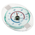 Brannan Window Mount Dial Thermometer -20 → +50 °C, 14/419/3