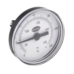 RS PRO Dial Thermometer 0 → +120 °C