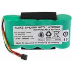 Fluke Oscilloscope Battery Pack BP120, For Use With 120 Series, 43 Series, 43B Series, Battery Chemistry NiMH