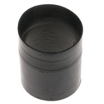 TE Connectivity Heat Shrink Boot, Black x 73.7mm Length, 202A1 Series
