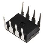 Broadcom, 6N136-000E DC Input Transistor Output Optocoupler, Through Hole, 8-Pin PDIP