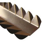 FCB-510-BSN-406, Shielding Strip of Beryllium Copper 406mm x 12.7mm x 0.076mm