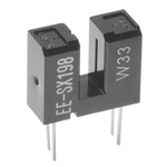 EE-SX198 Omron, Through Hole Slotted Optical Switch, Phototransistor Output