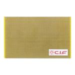AGP58, Single Sided Matrix Board FR4 with 1mm Holes 2.54 x 2.54mm Pitch, 510 x 160 x 1.6mm
