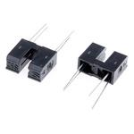 GP1S52VJ000F Sharp, Through Hole Slotted Optical Switch, Phototransistor Output