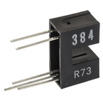 EE-SX384 Omron, Through Hole Slotted Optical Switch, Phototransistor Output