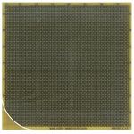 RE017-LF, Single Sided Matrix Board FR4 with 37 x 38 1mm Holes, 2.54 x 2.54mm Pitch, 100.97 x 99.06 x 1.5mm