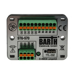 BARTH lococube mini-PLC Logic Module, 7 → 32 V dc Digital, 5 x Input, 5 x Output Without Display