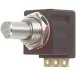 ST-Conductive Plastic Panel Control Pot, 7/8 in. shaft, 3/8 in bushing