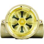 Gems Sensors RFS Series RotorFlow Electronic Flow Sensor, 2 L/min → 20 L/min